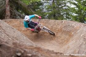 Jonas Thoresen, Moetown, Hafjell Bike Park. Foto: Simen Berg