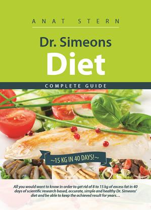 Anat Stern Dr. Simeons HCG Diet Guide