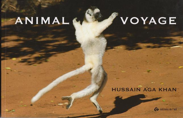 "Front Cover of ""Animal Voyage"""