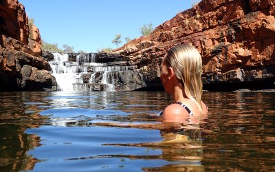 Darwin to Perth via the Kimberley, Pilbara and the Coral Coast