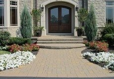 A beautiful yard by Simes Landscape