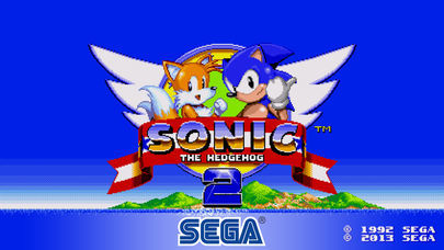 Sonic the Hedgehog 2 Classic for iPhone, iPad, iPod, Apple TV is Now Free