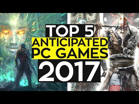 The 5 Best PC Games Of 2017