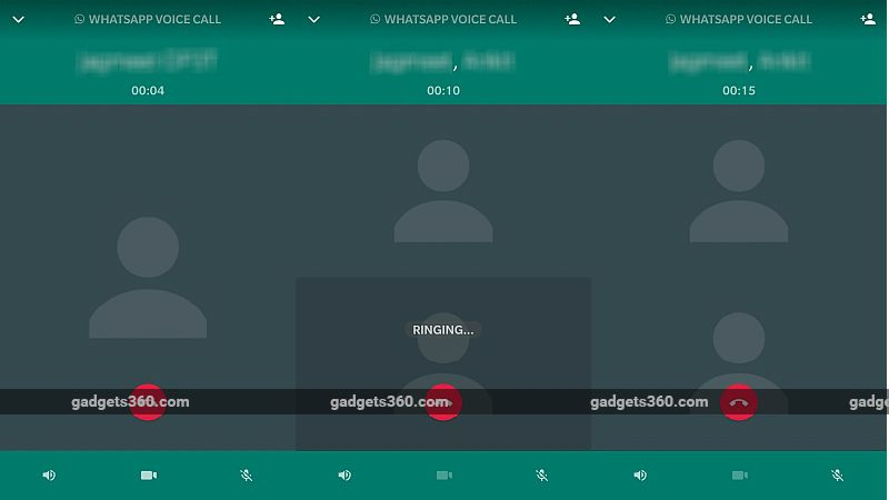 WhatsApp Group Video, Voice Calling Out on Android Beta, Reported to Be Out on Windows Phone