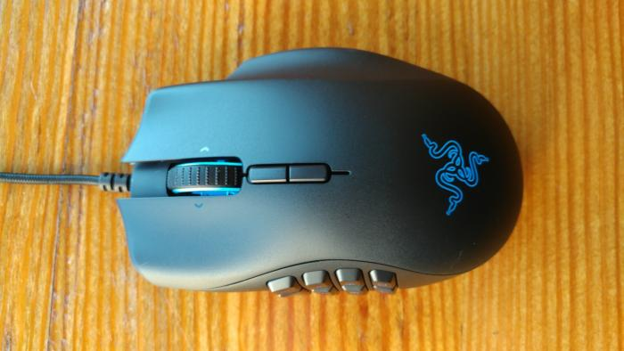 Razer Naga Trinity review: Three gaming mice in one