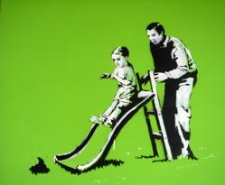 banksy - image