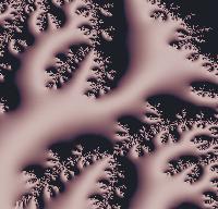 Flesh, some kind of fractal based interpretation.