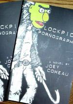 Joey comeau's Lockpick pornography - cover image