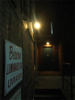 Beacon Lighting Inc. - photo by jeremy clarke