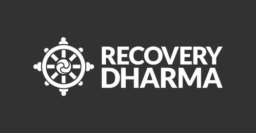 Dark background RD logo
