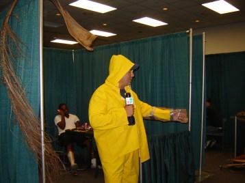 Randy Boaz Competition 2006-7