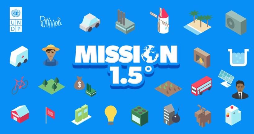 Misión 1.5: cambiar las reglas del juego