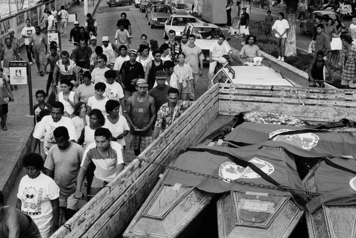 'No quiero guerra, quiero tierra' : 24 años de la masacre de Eldorado dos Carajás, símbolo de la impunidad contra los sin tierra en Brasil