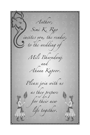 Milan- wedding invite