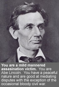 You are Abe Lincoln