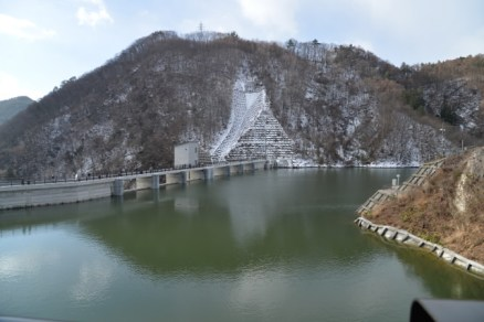 浅川ダム 2017年1月6日