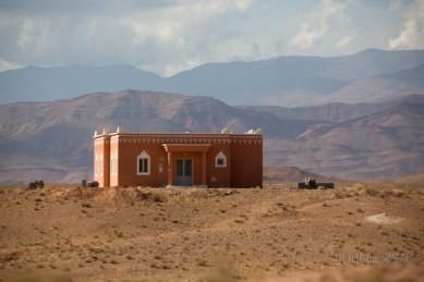 vers Ouarzazate