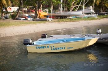 bateau laverie