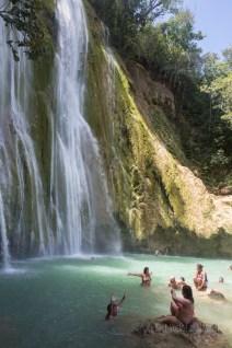 grande cascade El Limon