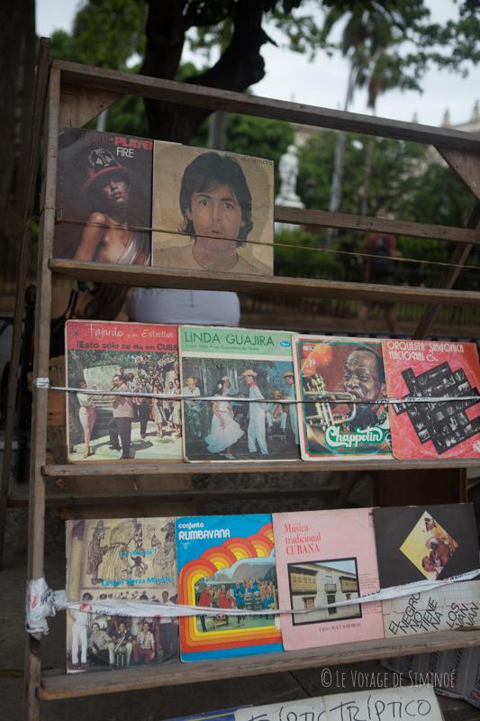 La Havane - rayon 33 tours