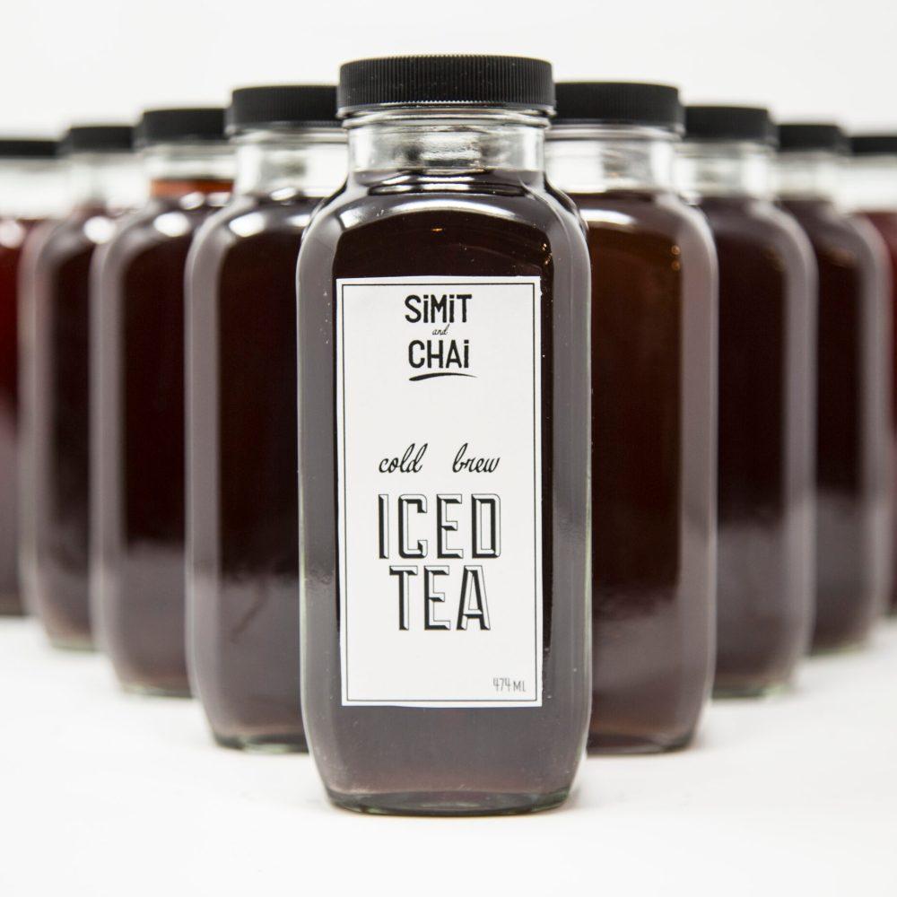 Iced Tea Bottle 16oz