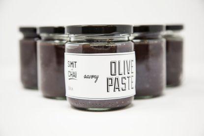 Olive Paste Jar 250g