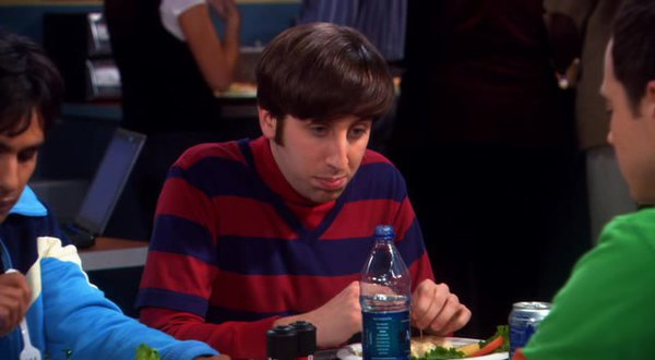 Big Bang Theory Cooper Nowitzki