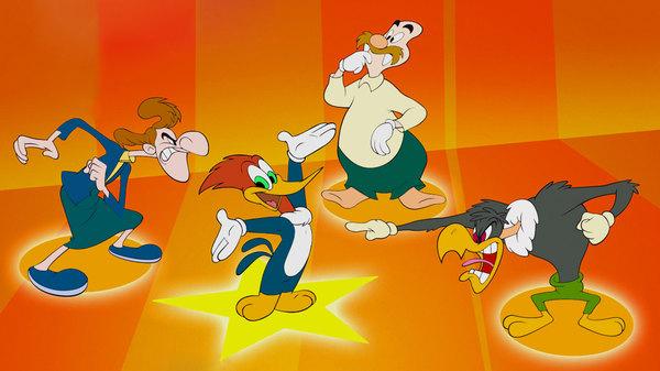 Resultado de imagen para The Woody Woodpecker Show