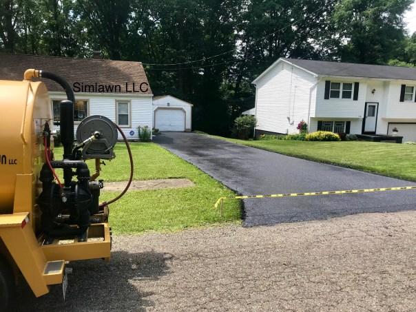 Driveway Sealing Niles Ohio