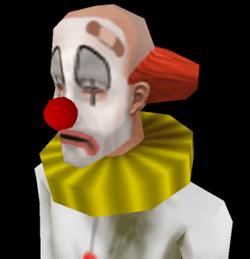El Payaso Trágico en Los Sims 1