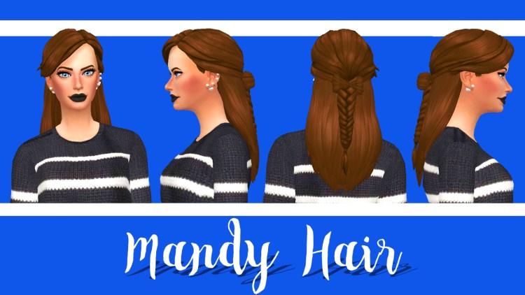 Mandy Hair By Enrique