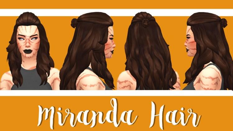 Miranda Hair By Enrique