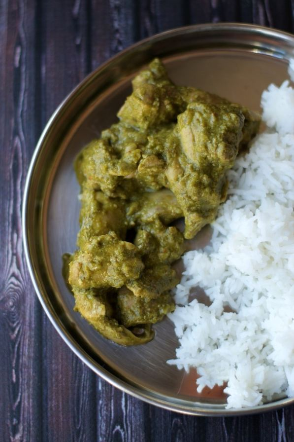 Dhania Chicken