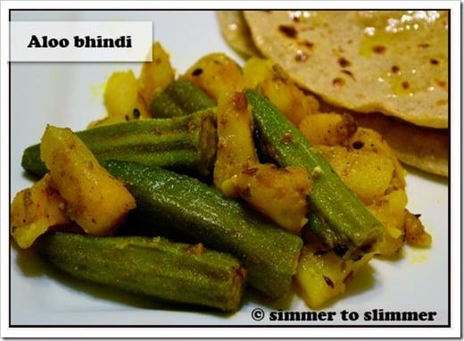 Aloo Bhindi