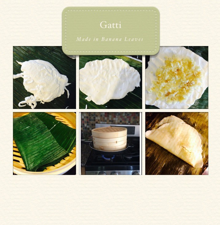 Gatti - step by step