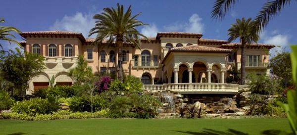 Simmons Building Award Winning South Florida Custom