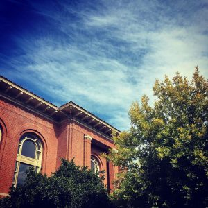 One of the University of Arizona's historic dorms.