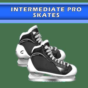 Int. Goalie Skates