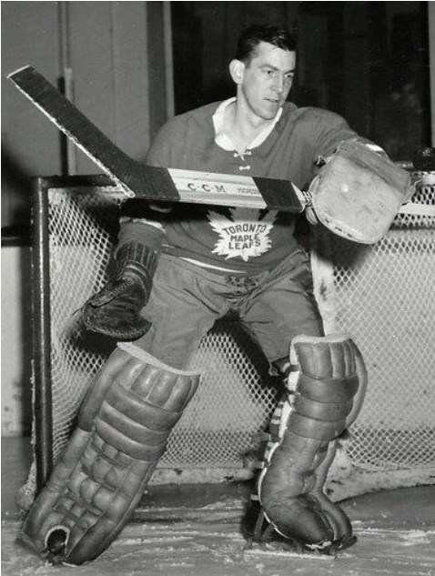Don Simmons - Toronto Maple Leafs