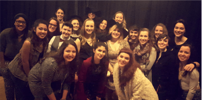 All of the body-positive fashion show models!
