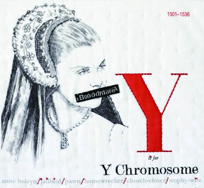 "Lauren Gillette, ""Y is for Y Chromosome"""