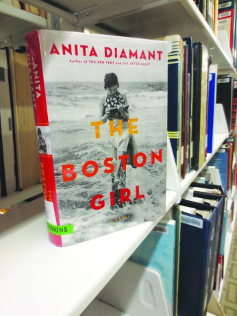 """The Boston Girl,"" by Anita Diament"