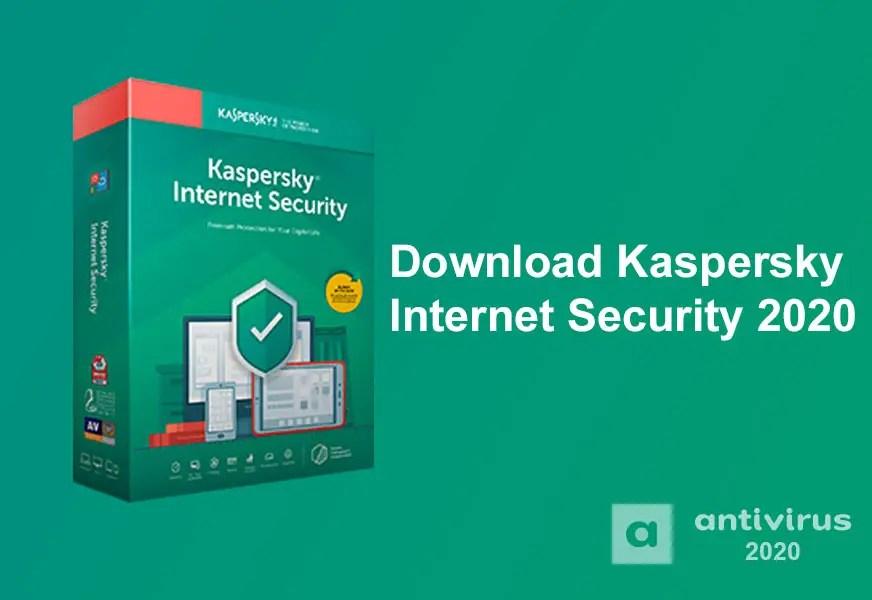 Download Kaspersky Internet Security 2020