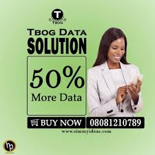 TBOG Data Solution: How much Mobile Data do I need?