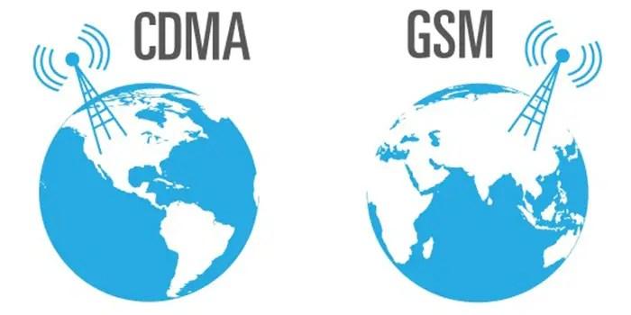 GSM-and-CDMA