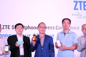 ZTE launches technology devices