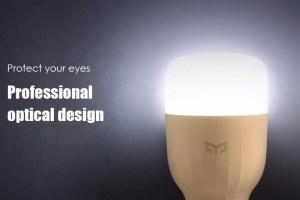 Xiaomi Yeelight smart LED bulbs