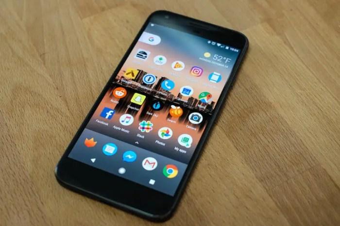 Google Pixel XL 2 will feature 2:1 AMOLED display, new camera sensor