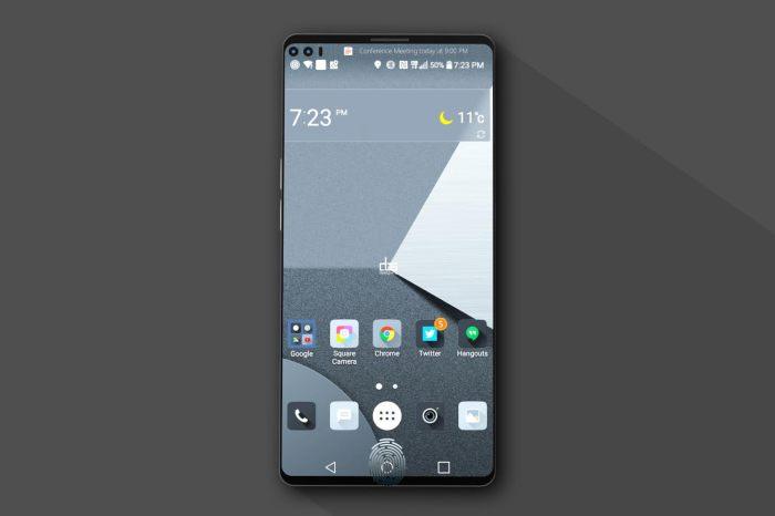 LG V30 With A Gorgeous 6-Inch OLED Display, Dual Rear Cameras and Glass Camera Lens