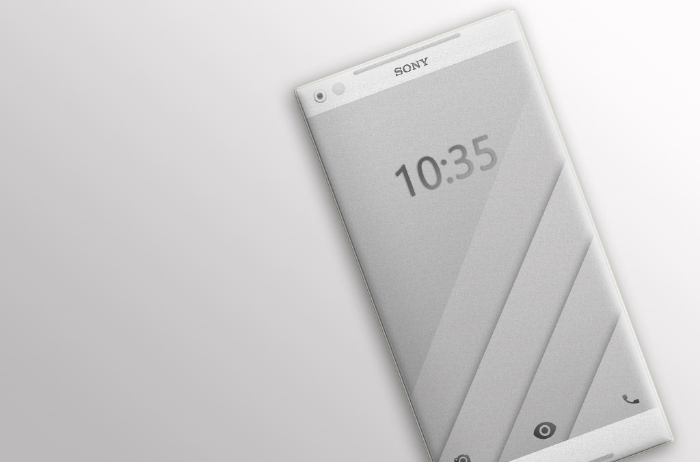 Sony Xperia XA2 Ultra feature rear-facing fingerprint scanners and 120-degree wide-angle selfie cameras